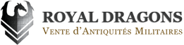 Royal Dragon : Ventes d'antiquités militaires