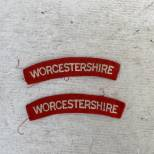 Tittle Worcestershire
