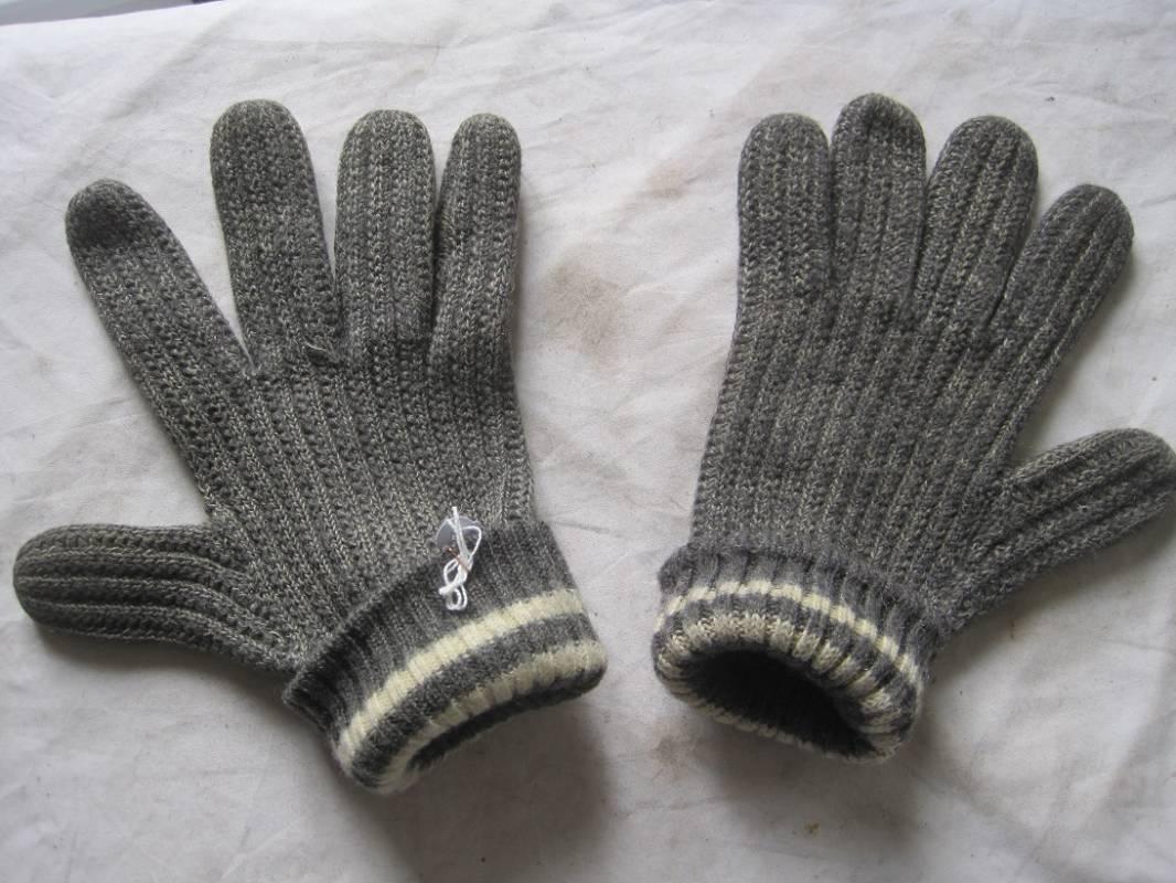heer paire de gants en laine reglementaires ventes d 39 antiquit s militaires royal dragons. Black Bedroom Furniture Sets. Home Design Ideas